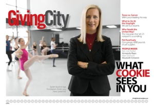 GivingCity Austin Magazine, Issue #1