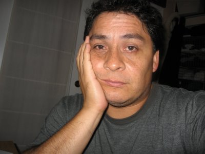 Armando Rayo didn't sleep for 42 hours so he could blog about poverty. Shhh! He's asleep now.