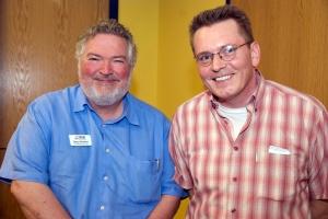 Dana Shetto and John Turner