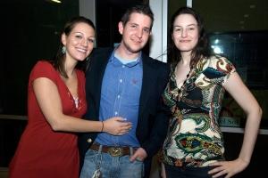 Jennifer Campell, Weatherby Swada, and Buffy