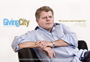Cover of GivingCity Austin Issue 4