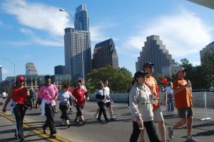 Austin Start! Heart Walk